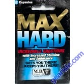 Max Hard Male Enhancement 2 Tablets