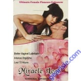 Miracle Leaf Vaginal Lubrication Intense Orgasms For Her 72 Hours