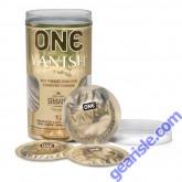One Vanish Hyperthin Condom Package 12 Ct