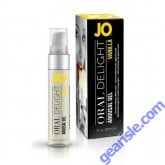 JO Oral Delight Vanilla Thrill Arousal Gel 1Oz