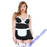 Night Service Maid Costume Curve P161 Fantasy Lingerie
