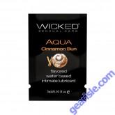Packet Aqua Cinnamon Bun 144 Ct Bag