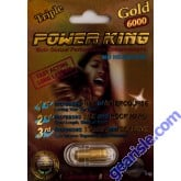 Triple Power King Gold 6000  Male Sexual Performance Enhancement Pill