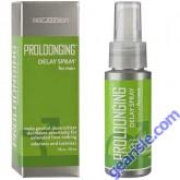 Proloonging Delay Spray For Men 7.5% Benzocaine 2 Oz Desensitizer Doc Johnson