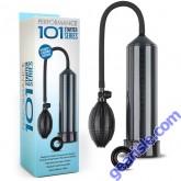 Beginner's Performance 101 Penis Pump Black Male Enhancement