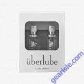 Good to Go Lubricant Refills 2-Pack Uberlube (15 ml )