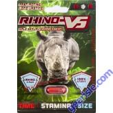 Rhino V5 Plus 3000 Male Sexual Enhancement