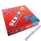 Sexopoly Game Where Friends Mix Business With Pleasure!