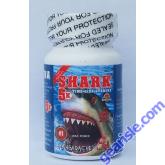 Shark 5K Male Sexual Performance Enhancement 6 Pills Bottle