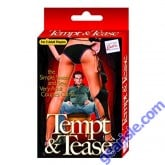 Tempt & Tease the Simple Sweet and Sexy Very Adult Couples Game