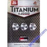 Titanium 4000 Male Enhancement Pill Genuine