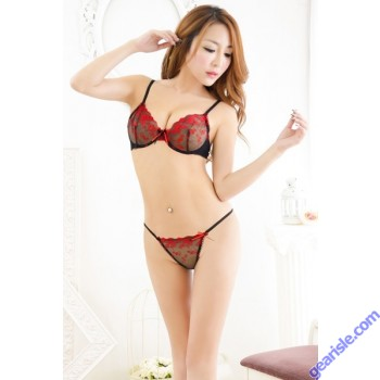 Sexy Sweet Bra And Panty 90011 Lingerie