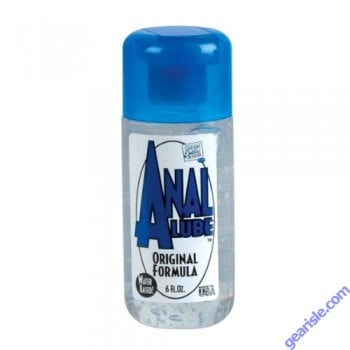 California Exotics  Anal Lube Original Formula 6 fl.oz