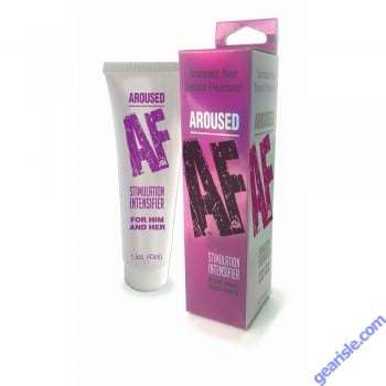 Aroused Af Stimulation Cream For Male Female