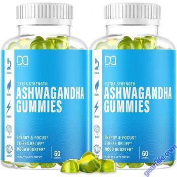 Aswagandha gummies