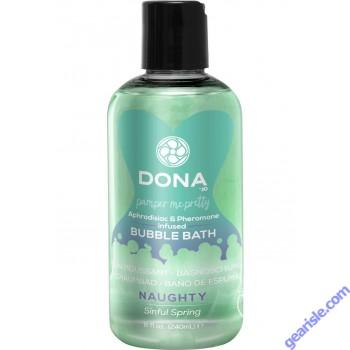 Dona Fashionable Late Pheromone Infused Perfume 2 Oz