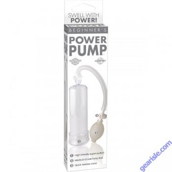 Beginner's Power Pump clear Pipedream