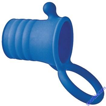 Cock Sleeve Clit Master Blue Maxx Men
