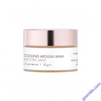 CG Nip Nibs Cooling Arousal Balm Electric Mint 0.5 oz Cream