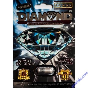 Diamond 4000 5 Stars Power Male Sexual Enhancement Pill