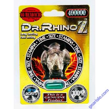 Dr Rhino 5000mg Male Sexual Performance Enhancement Pill