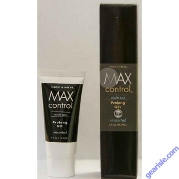 Max 4 Men Max Control Prolong Gel