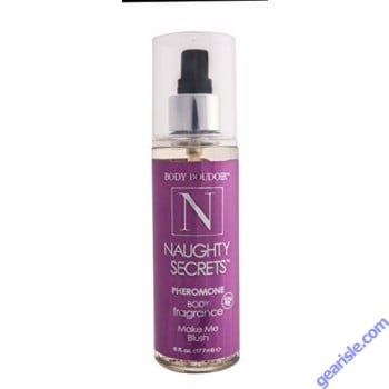 Naughty Secrets Pheromone Body Fragrance 6 Oz