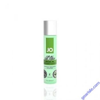 System Jo Oral Delight Arousal Gel Peppermint Pleasure 1 Oz