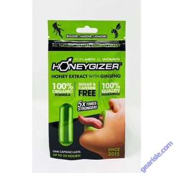 Honeygizer Men And Women Enhancement Green Pill
