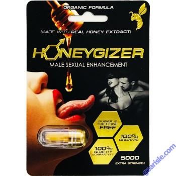 Organic Honeygizer Male Enhancement Pills Real Honey