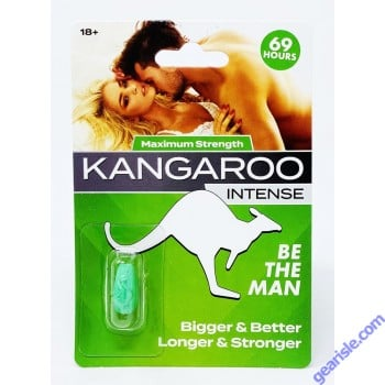 Kangaroo For Him Easy To Be A Man Supplement Sexual Enhancement by Miracle Trade