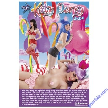 Katy Pervy Love Doll 3 Tasty Love Holes