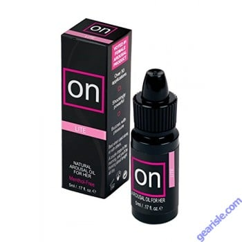 On Lite Arousal Oil For Her 0.17 oz