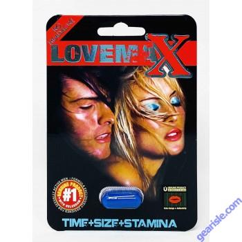Thunder Bull Triple Maximum Max Power Enhancement Pill for Men