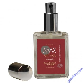 Max Attract Renegade Sex Attractant Pheromone Cologne For Men