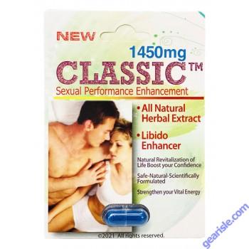 Platinum 1450mg Sexual Performance Enhancement 1 pill