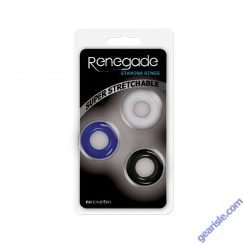 Super Stretchable Renegade Stamina Rings
