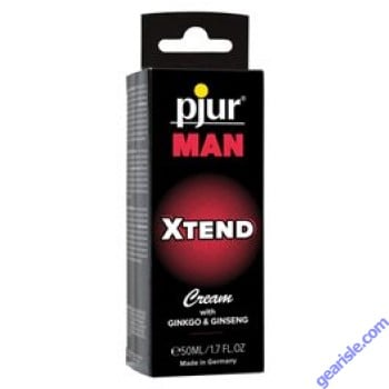 Man Extend Cream with Ginkgo and Ginseng 1.7 oz Pjur