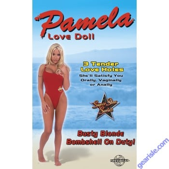 Pamela Love Doll Super Star Series