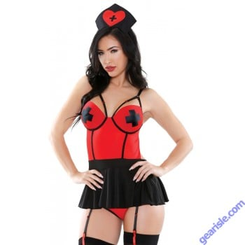 After Dark Nurse Set Play PL1608