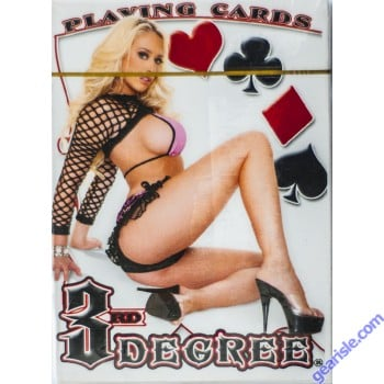 Playing Cards 3rd Degree EN-PC-4420