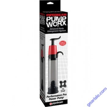 Performance Pro Power Penis Pump Worx Pipedream  Enlargement