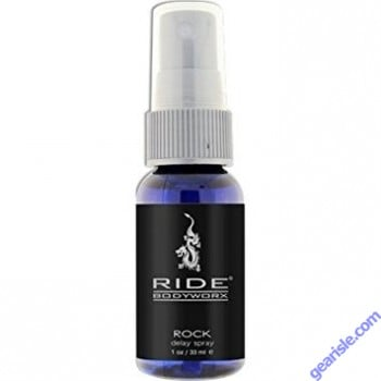 Ride Bodyworx Rock Delay Spray 1 oz