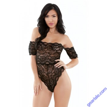 Brittany Off Shoulder Lace