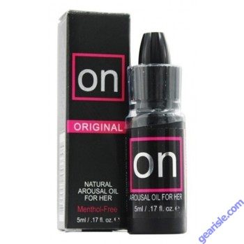 On Original Arousal Oil For Her 0.17 oz
