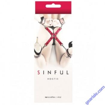 Sinful Hogtie Pink NS Novelties