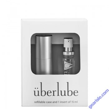 Good to Go Lubricant Silver Uberlube (15 ml )