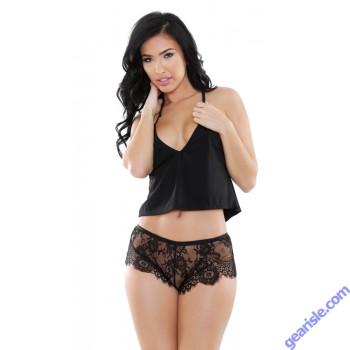 Sadie Cami Top Lace Shortie Sleep S170
