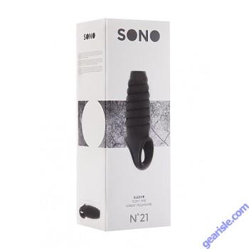 SONO Sleeve Extension Black No 21