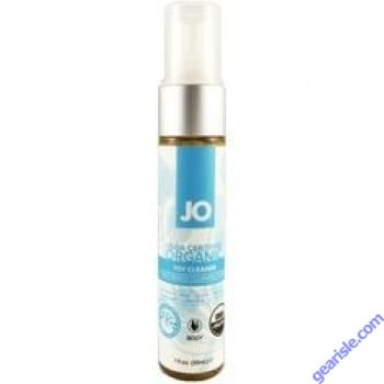 Jo Naturalove USDA Organic Toy Cleaner 4 Oz (120 ml